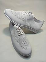 Летние кроссовки Stastar All White.Спортивные туфли женские.