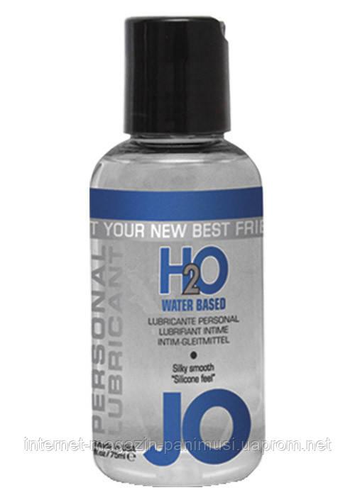 Гель смазка для секса лубрикант на силиконовой основе H2O Jo H2o Lube 75 ml Orginal USA