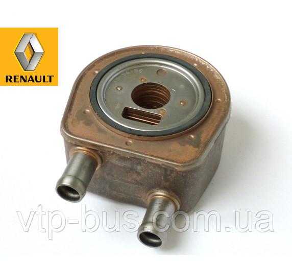 Масляный охладитель на Renault Trafic / Opel Vivaro 1.9dCi (2001-2006) Renault (оригинал) 7700114040