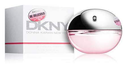 Donna Karan New York Be Delicious Fresh Blossom Парфюмированная вода 100ml (ДКНЙ Би Делишис Фреш Блоссом) Духи, фото 2
