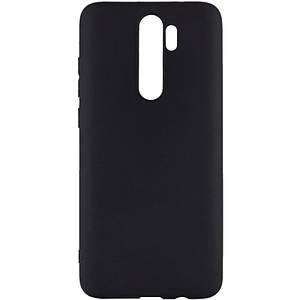 Чехол TPU Epik Black для Xiaomi Redmi Note 8 Pro Черный (896027)