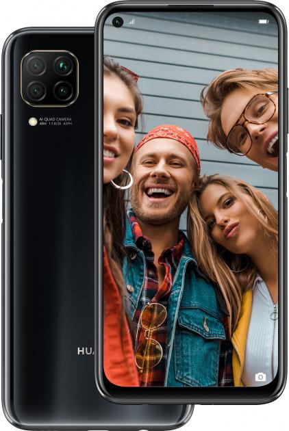 Смарфтон Huawei P40 lite 6/128GB Black