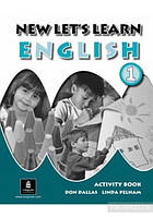 "New Let's Learn English 1. Activity Book Вид.""Longman"""