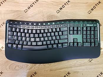 Беспроводная эргономическая клавиатура Microsoft Wireless Comfort Keyboard 5050 (1728) Новая