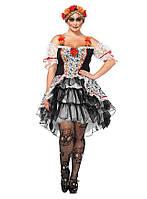 Женский карнавальный костюм на хэллоуин, фото 1