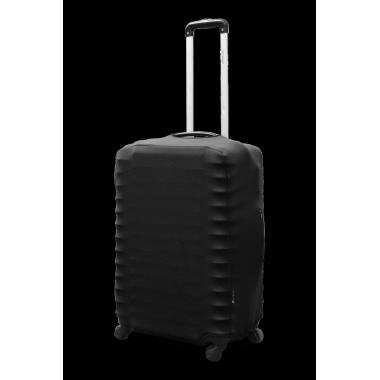 Чехол для чемодана  Coverbag неопрен XS черный