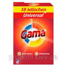 Стиральный порошок  Gama (Vizir) 1.2 кг 18 стирок
