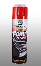Пенный очиститель текстиля Zollex 650мл
