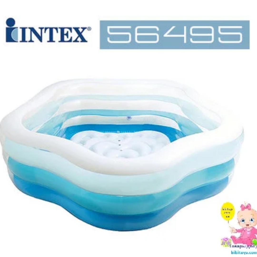 Надувной бассейн 56495 Интекс