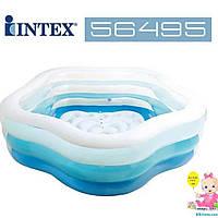 Надувной бассейн 56495 Интекс, фото 1