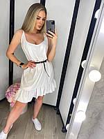 Женское красивое летнее платье