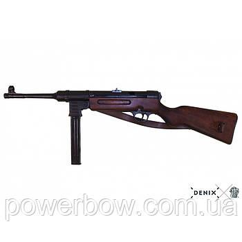 ПІСТОЛЕТ-КУЛЕМЕТ MP41, НІМЕЧЧИНА, 1940 Р.
