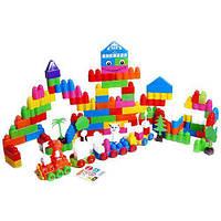 Конструктор пластиковый 144 детали Kinderway KW-02-305 tsi54249, КОД: 313471