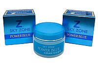 """Ремувер крем-суфле """"SKY ZONE Power Blue"""", 15 г"""