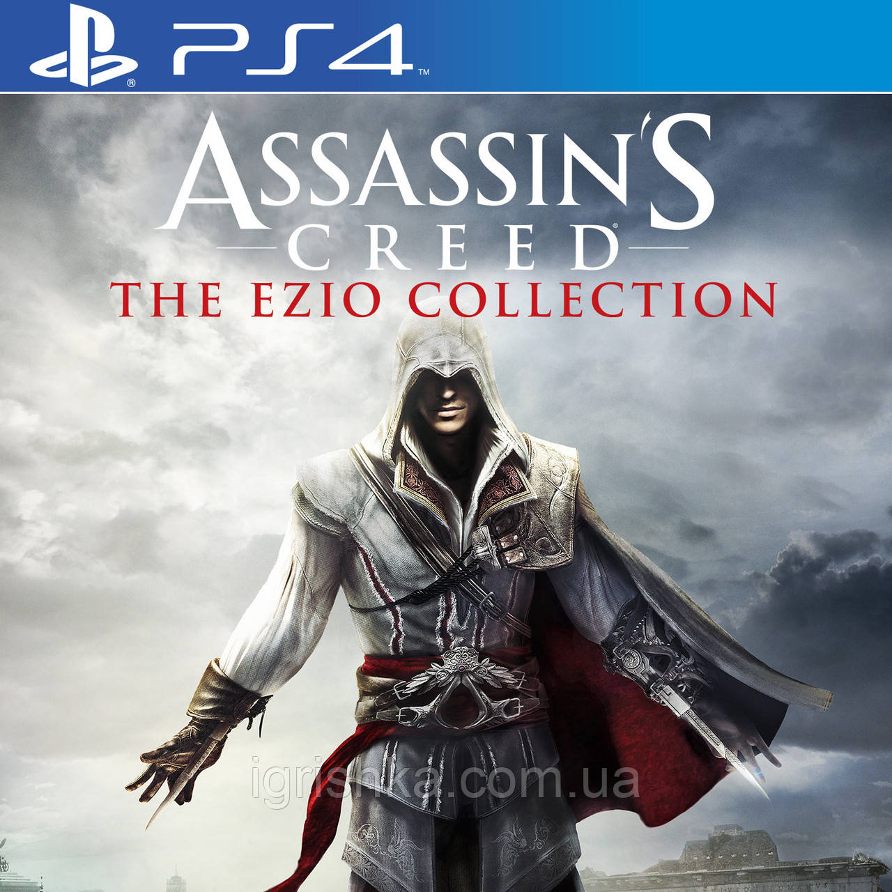 Assassin's Creed The Ezio Collection Ps4 (Цифровой аккаунт для PlayStation 4) П3