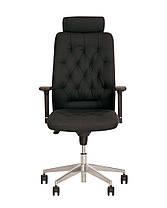 Крісло офісне Chester R HR steel механізм ES хрестовина AL 70, екошкіра Eco-30 (Новий Стиль ТМ), фото 3