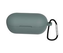 Чохол для навушників Haylou GT1 / GT1 Plus від Xiaomi Колір Зелений TWS Bluetooth Silicone Case