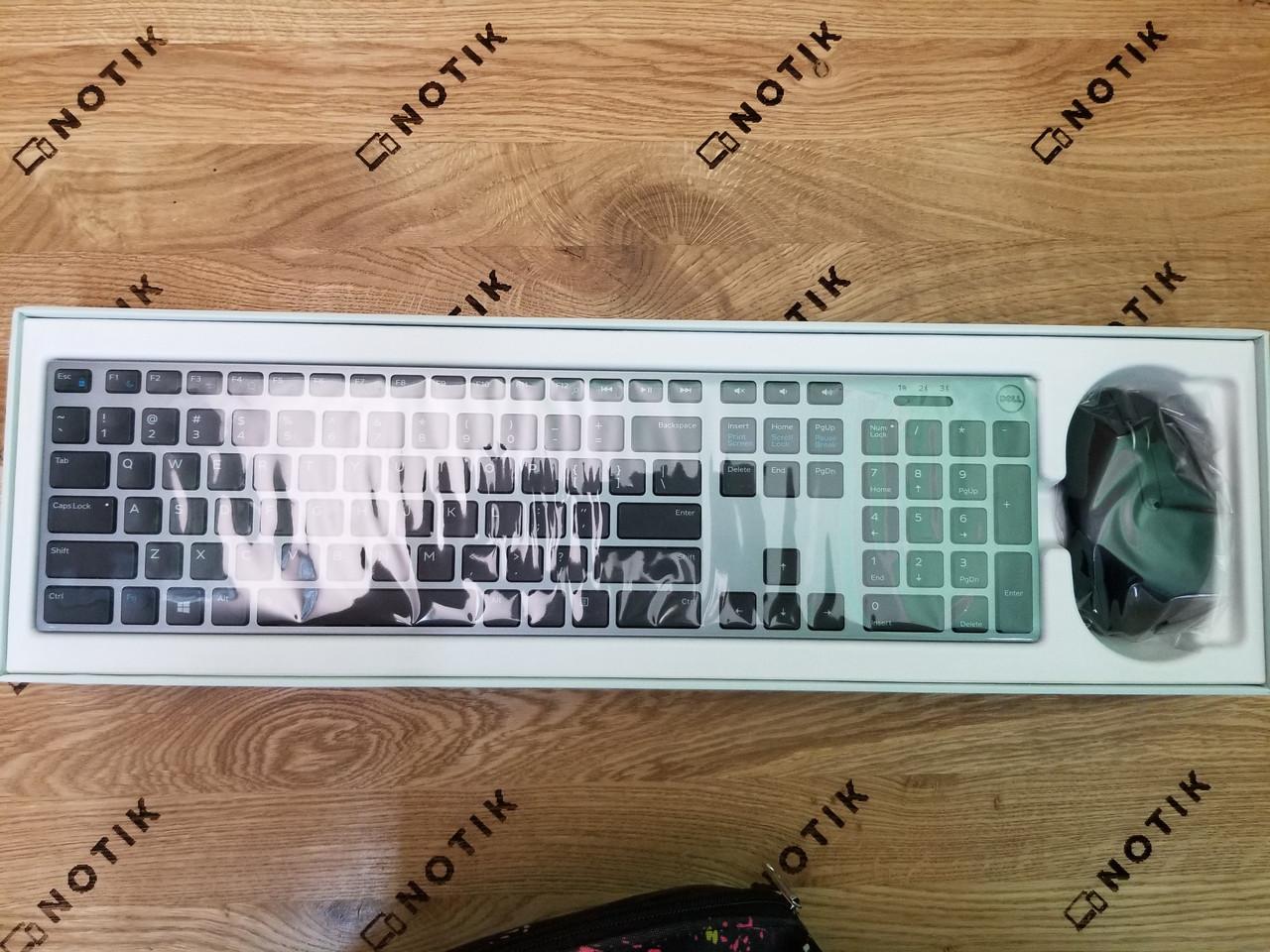 Клавиатура + мишь беспроводная DELL KM717 NEW