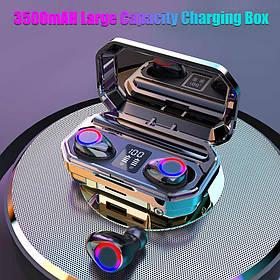 Беспроводные наушники TWS-M12  Bluetooth 5,0 сенсорные HD Stereo Heavy Bass