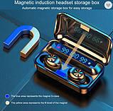 Беспроводные наушники TWS F9-10  Bluetooth  сенсорные HD Stereo Heavy Bass, фото 3
