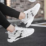 Кроссовки в стиле Off-White светлые, фото 3
