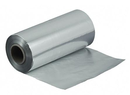 Фольга алюминиевая 0,012 × 12 см × 25 м