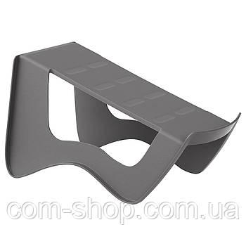 Модуль для хранения обуви IKEA, полка, 14x14x24 см, серый