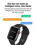 Смарт годинник X7 (Smart Watch) Розумні годинник Фітнес браслет Фітнес трекер, фото 4