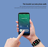 Смарт годинник X7 (Smart Watch) Розумні годинник Фітнес браслет Фітнес трекер, фото 9