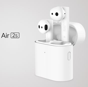 Наушники гарнитура Xiaomi Air 2S Mi True Wireless Earphones / AirDots Pro TWSEJ05WM BHR4017CN