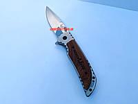 Складной Нож нержавейка сталь натуральное дерево ОРИГИНАЛ