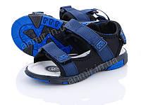 """Сандали детские для мальчика летние 122-1 (26-31) """"Ok Shoes"""" купить оптом на 7км"""