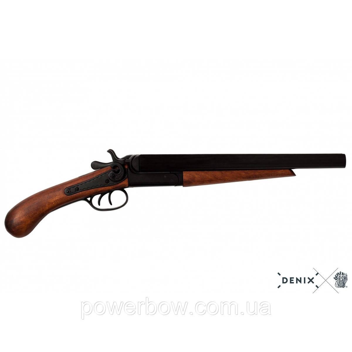 Двоствольних пістолетів, США, 1868 Р.
