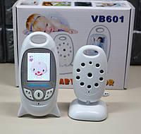 Видеоняня радионяня Baby Monitor VB601 ночное видение, двухсторонняя связь