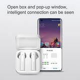 Бездротові навушники Xiaomi Air 2 SE White (Mi AirDots 2 SE) TWS Bluetooth, фото 6