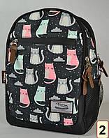 Городской рюкзак Favor кошки, фото 1