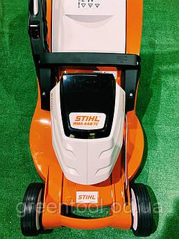 Аккумуляторная газонокосилка STIHL RMA 448TC каркас