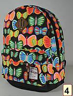 Городской рюкзак Favor ночные бабочки, фото 1