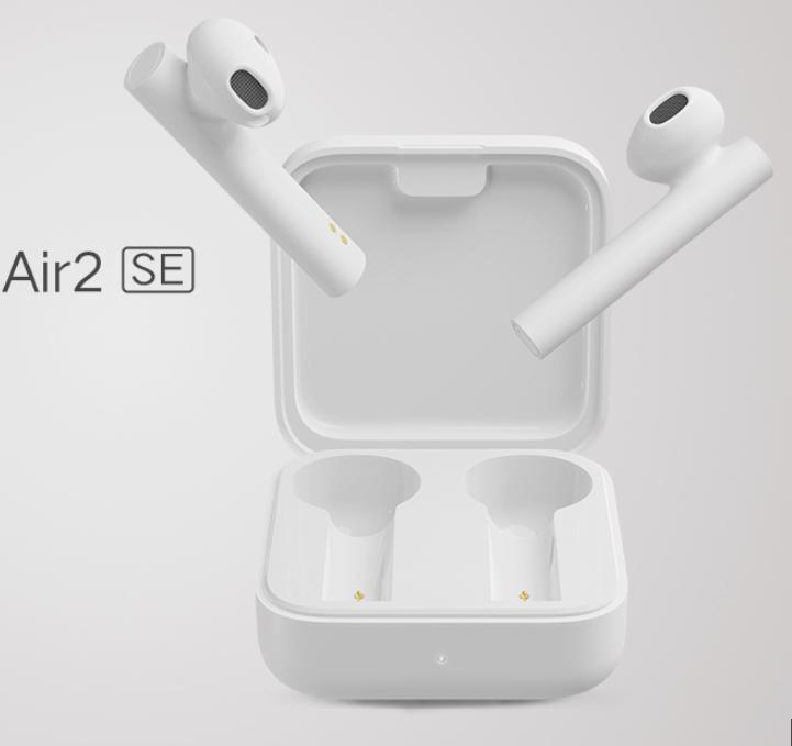 Наушники гарнитура Xiaomi Air 2 SE Mi True Wireless Bluetooth Earphones Headset TWSEJ04WM ZBW4495CN