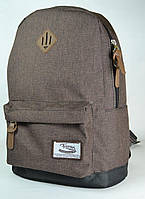 Рюкзак городской Favor коричневый, фото 1
