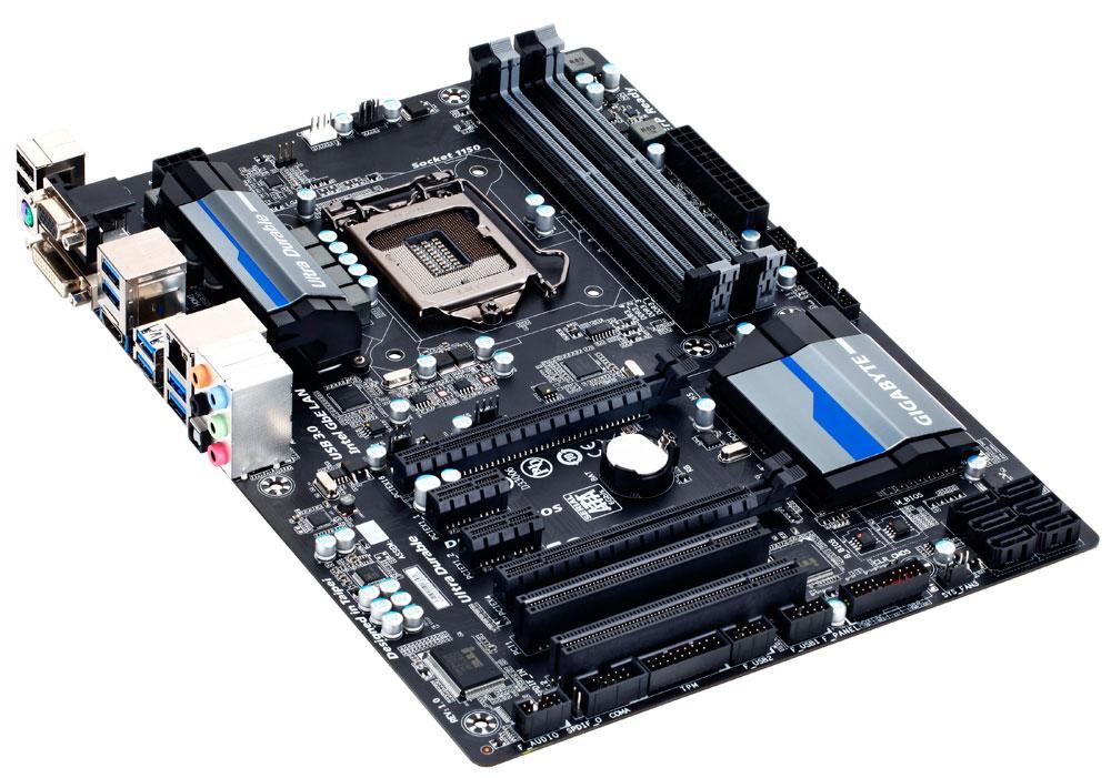 Материнская плата Gigabyte GA-Z87-D3HP (s1150, Intel Z87) Б/У