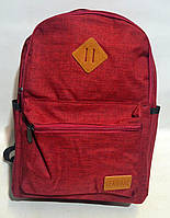 Городской рюкзак Leadhake красного цвета, фото 1