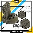M-Tac кросівки тактичні Patrol R Olive, фото 8