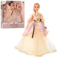 Лялька Емілія шарнірна 29см, аксес. M4369UA