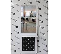 Парикмахерское зеркало STATUS-М односторонне рабочее место для салона красоты