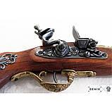 КРЕМНЕВЫЙ МУШКЕТОН, АВСТРИЯ, XVIII В., фото 3