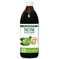 Сок нони 100% натуральный, без консервантов 500 мл, Altermedica