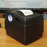 Принтер чеков, 58мм автообрезка, Zonerich AB-58C USB