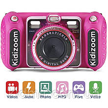 Дитячий фотоапарат Vtech Kidizoom Camera DUO DX Digital Pink