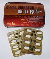 Препарат для потенции Йохимбин (Йохимбе),  Magic Vibrator, фото 1